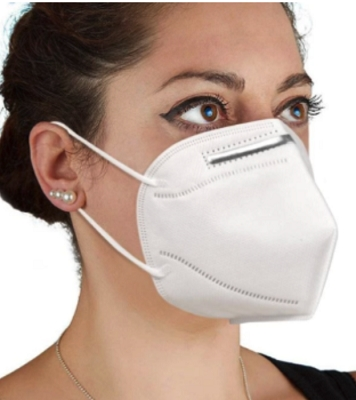 Face Masks N95 / KN95, >95% Bacteria filtration