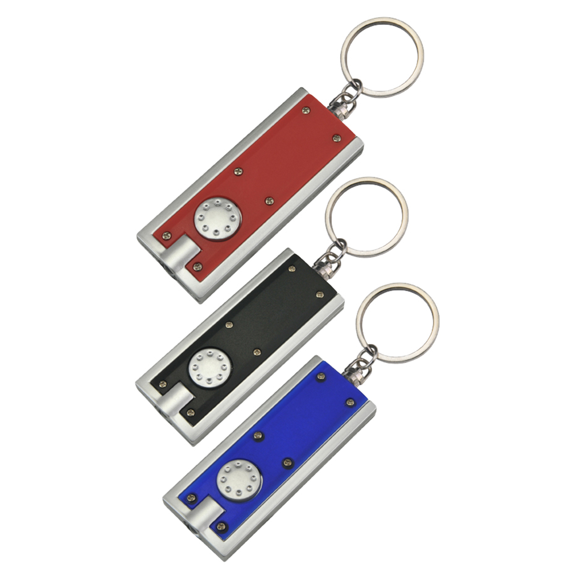 Signature Torch Key Ring Key -Ring