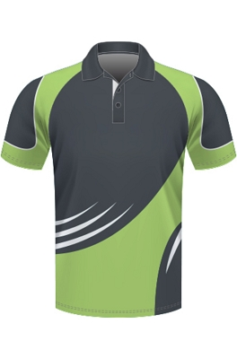 Kids Polo Top Full Sublimation - Digital Print