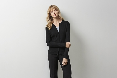 Ladies 2-Way Zip Cardigan, From 48.99