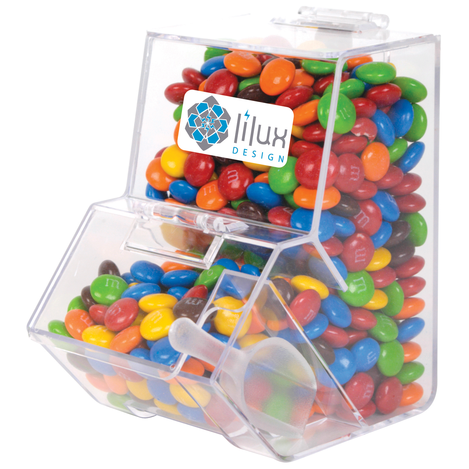 M&M's in Dispenser - 1 Pos Digital Label