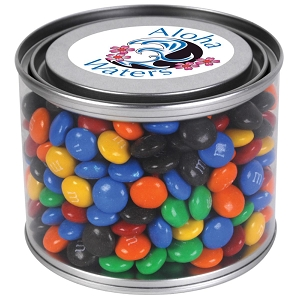 M&M's in 500ml Drum - Includes a full colour logo