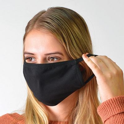 Armour Cotton Face Mask - Reusable Cotton Face Mask - Unbranded