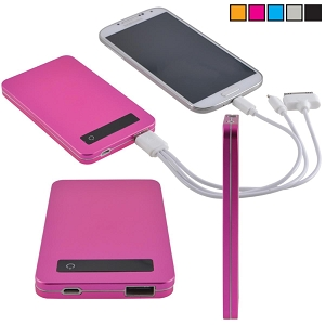 Volt Power Bank - Includes a 1 colour printed logo