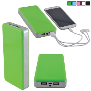 Kick Power Bank - Includes a 1 colour printed logo, From $29.7