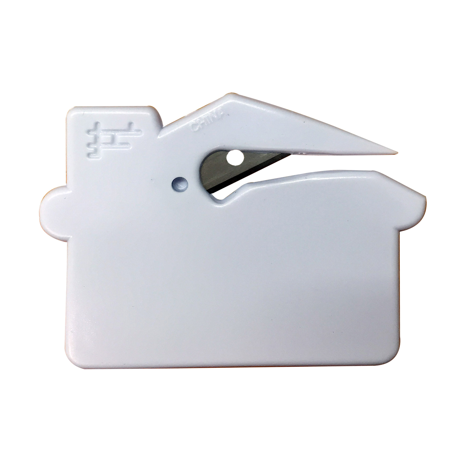 HOUSE SHAPE LETTER OPENER - 1 Colour Print, From $0.48