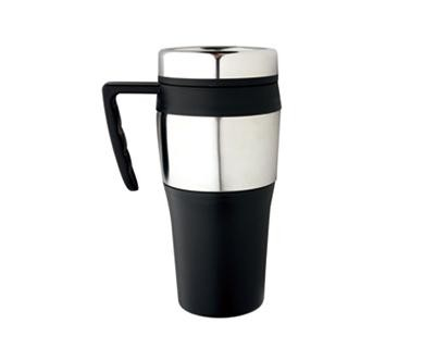 Travel Mugs - Includes a 1 colour printed logo, From $4.46