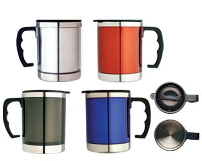 Travel Mugs - Includes a 1 colour printed logo, From $2.95