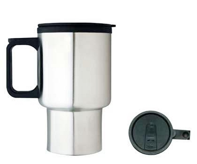 Travel Mugs - Includes a 1 colour printed logo, From $3.93