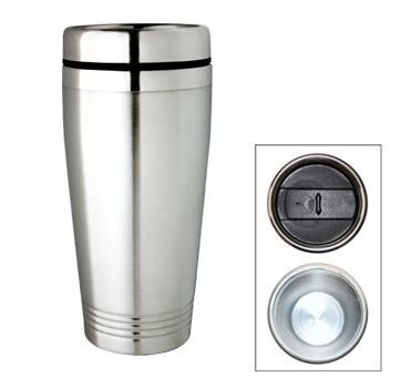 Travel Mugs - Includes a 1 colour printed logo, From $5.23
