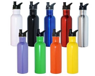 750ml Stainless Steel Bottle - Includes a 1 colour printed logo, From $5.29