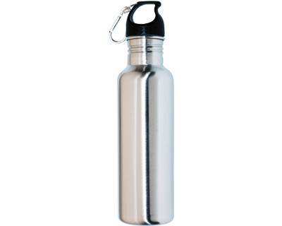 750ml Stainless Steel Bottle - Includes a 1 colour printed logo, From $5.16