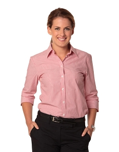 Women's Balance Stripe 3/4 Sleeve Shirt, From $24.8