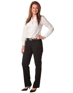 Women's Low Rise Pants in Wool Stretch, From $52.1