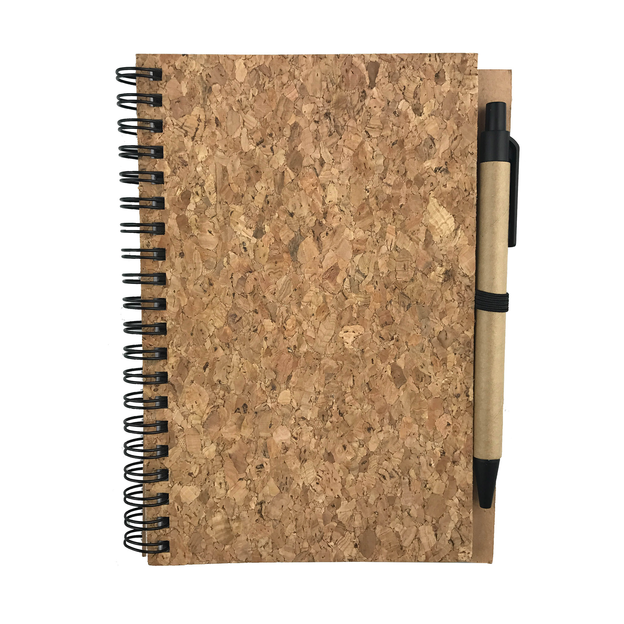 FATINO B6 CORK NOTE BOOK - 1 Colour Print