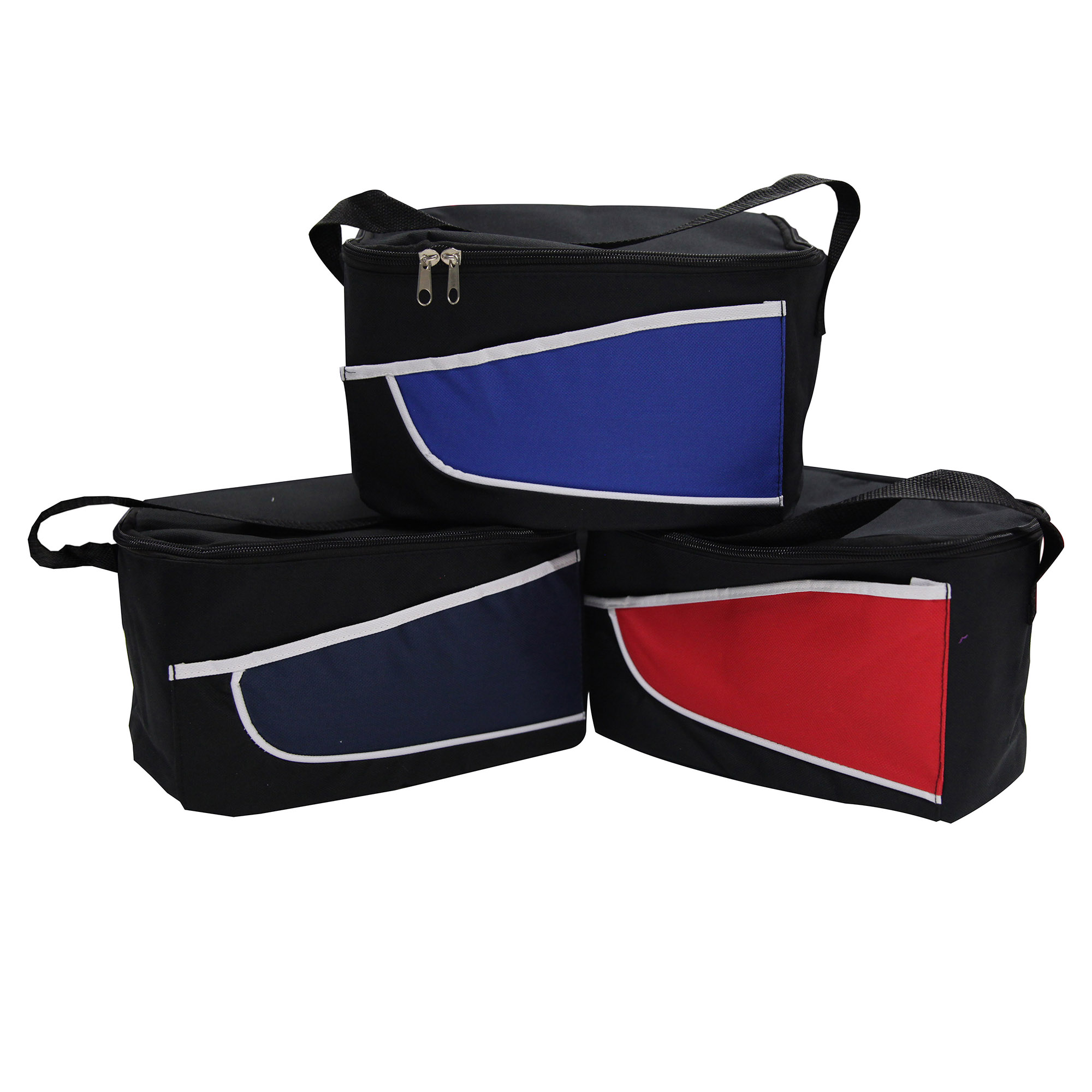 NYLON COOLER BAG COLORED - 1 Colour Print, From $3.76