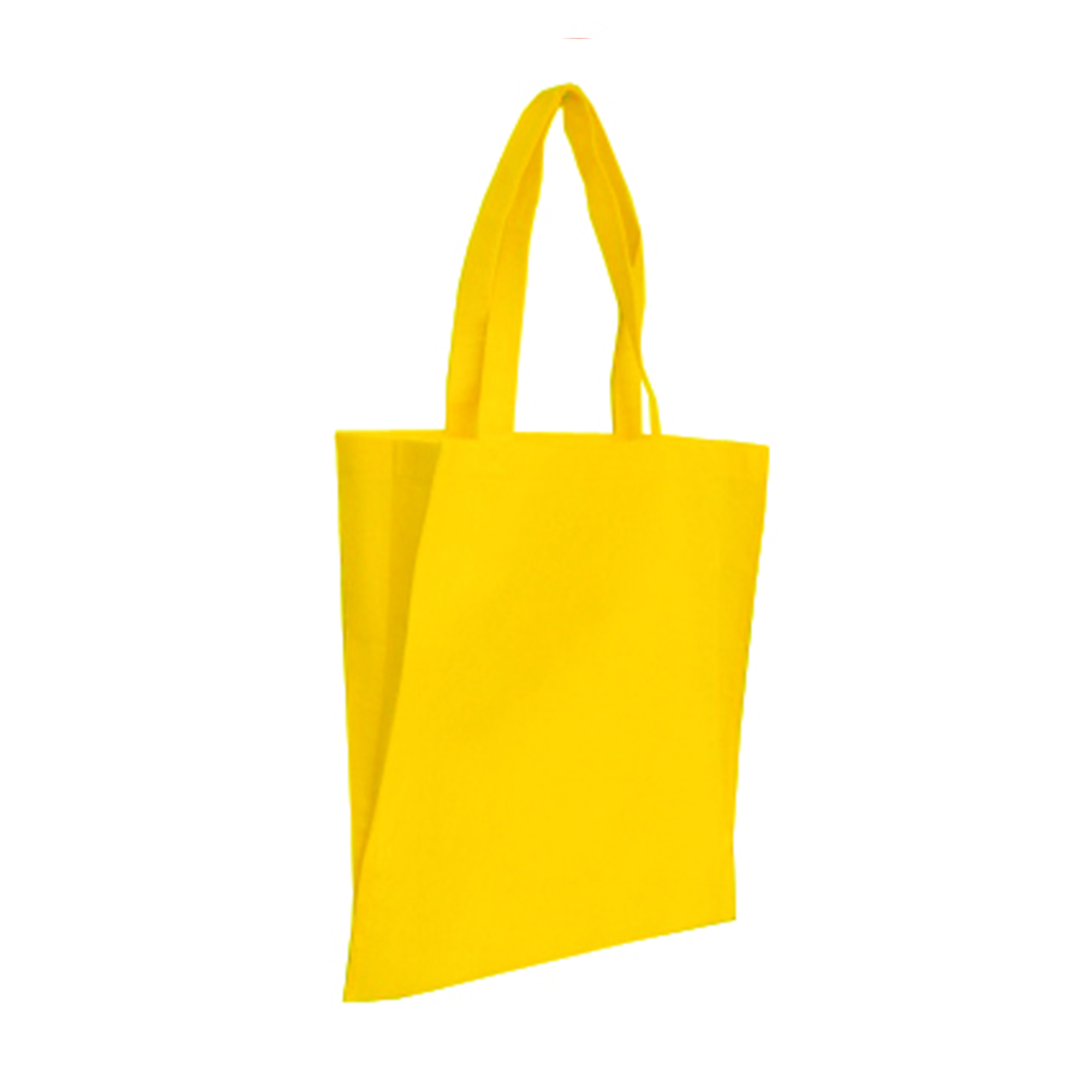 NON WOVEN BAG WITH V GUSSET - 1 Colour Print, From $1.07