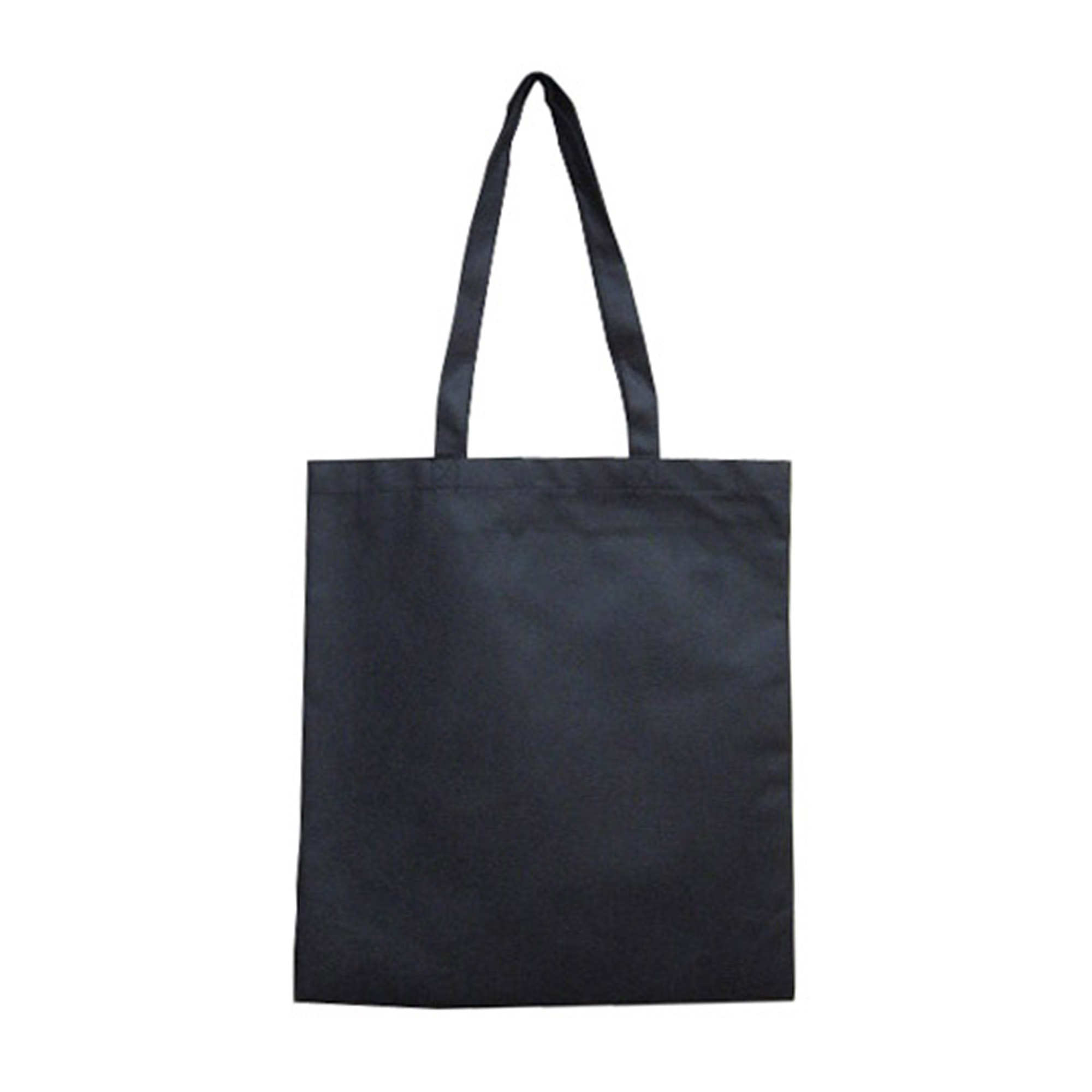NON WOVEN BAG WITHOUT GUSSET - 1 Colour Print, From $0.93