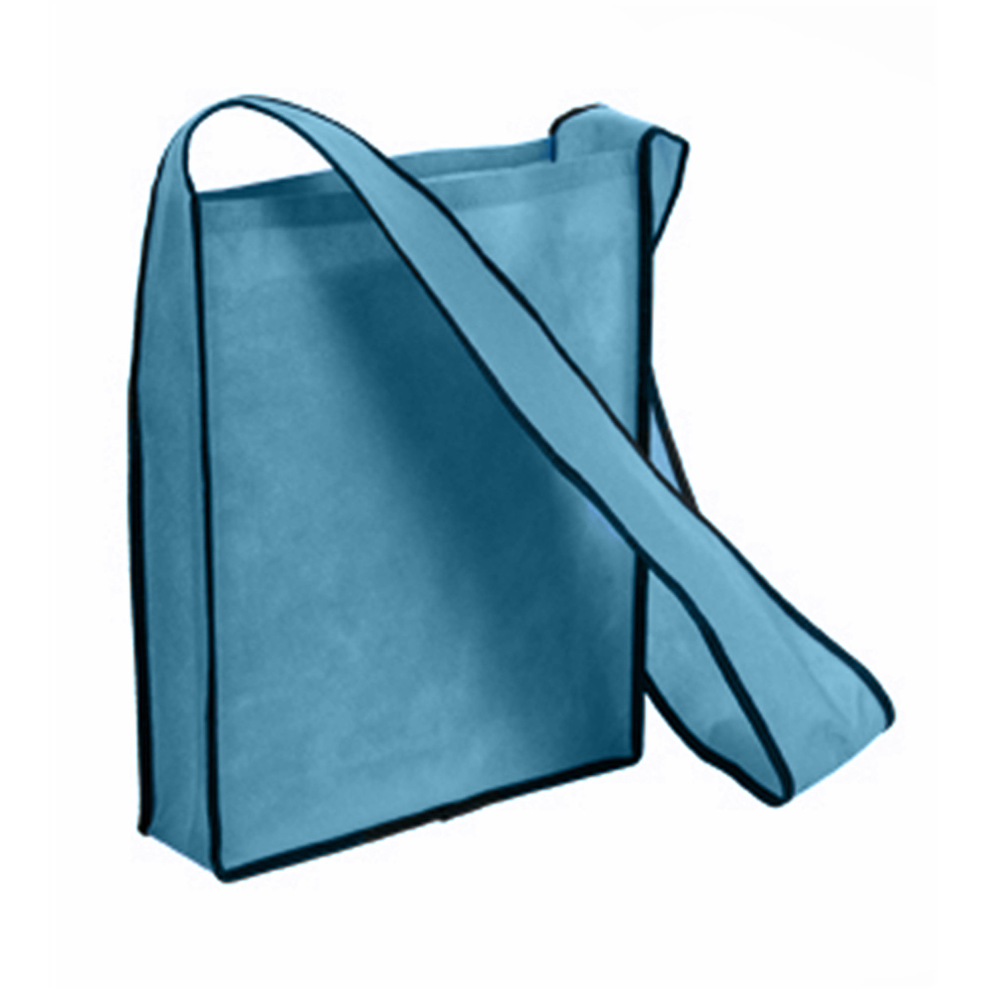 NON WOVEN SLING BAG - 1 Colour Print, From $1.04