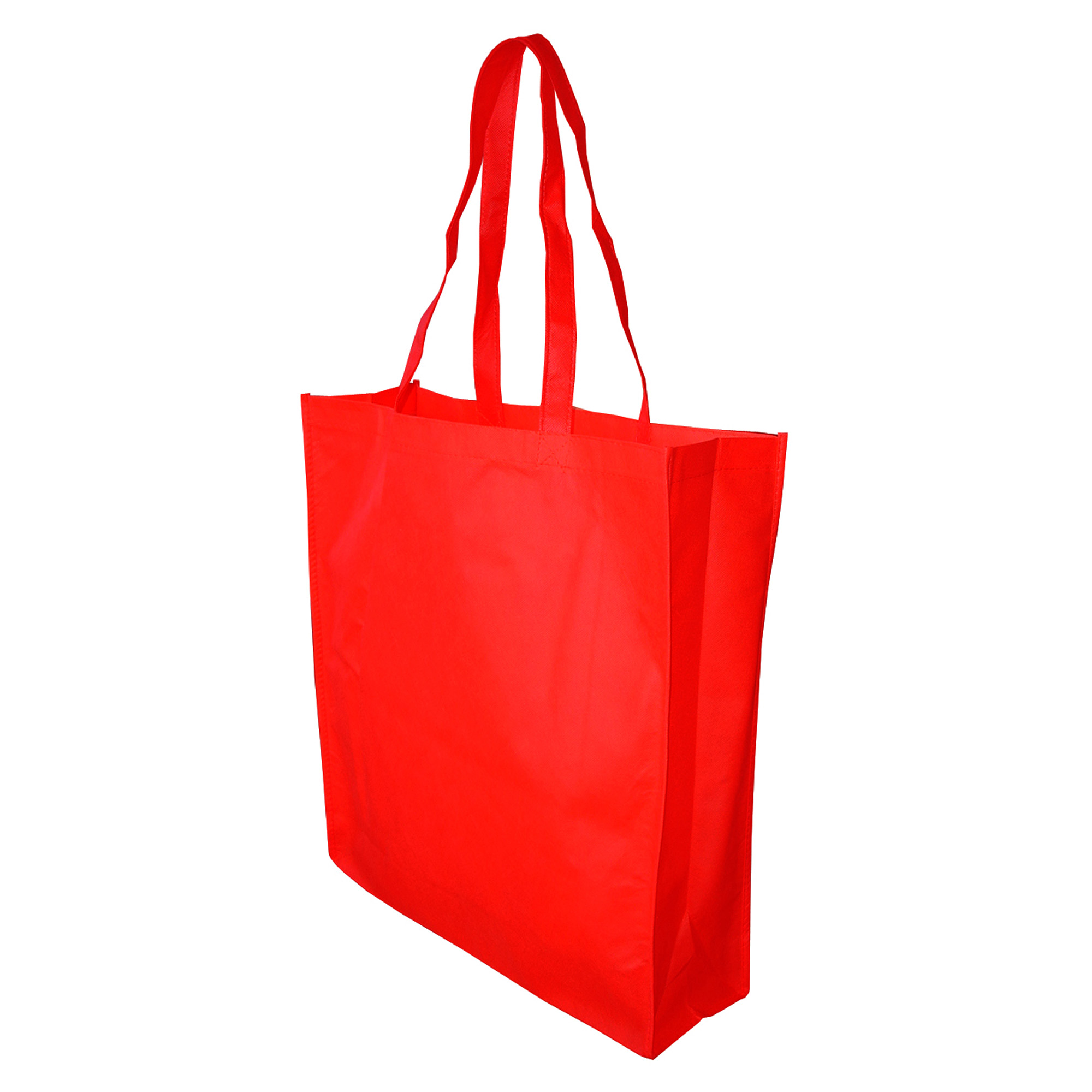 NON WOVEN BAG EXTRA LARGE WITH GUSSET - 1 Colour Print, From $1.23