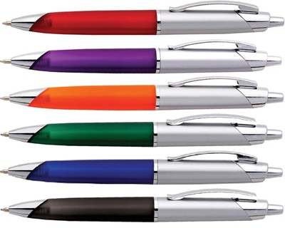 Aviator II Pens - Includes a 1 colour printed logo