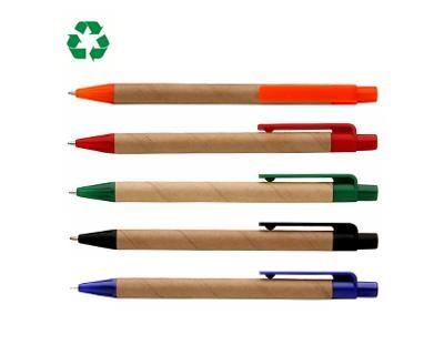 Eco Pens - Includes a 1 colour printed logo, From $0.37