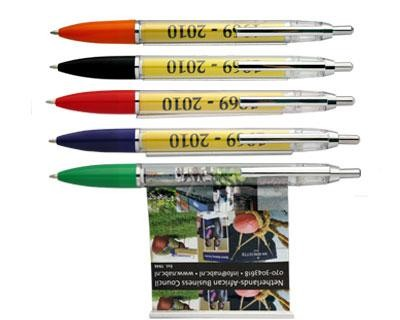 Flag/Banner Pen - Includes a 1 colour printed logo, From $0.45