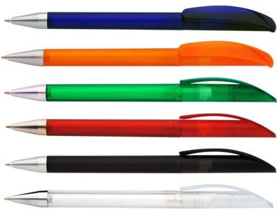 Orbit II Pens - Includes a 1 colour printed logo, From $0.43