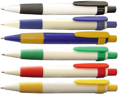 Super Grip Pens - Includes a 1 colour printed logo