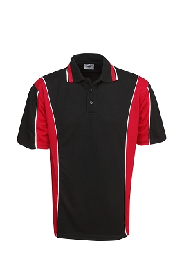 Cooldry Contrast Panel Polo, Children