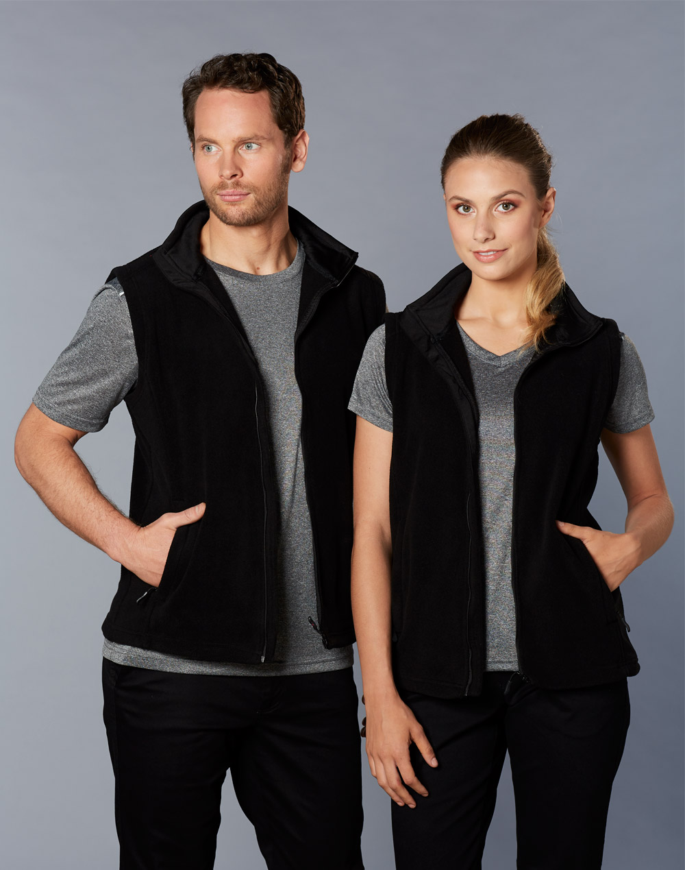 Adult's Polar Fleece Vest