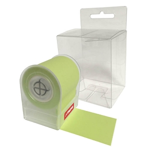 Unprinted roll notes in printed dispenser, From $4.46
