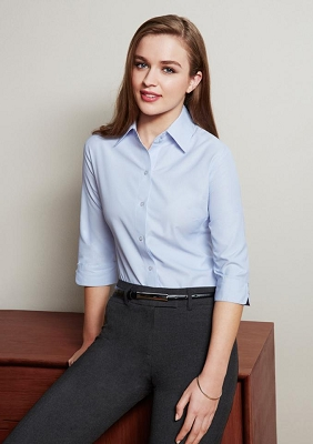 Ladies Ambassador 3/4 Sleeve Shirt, From 32.09