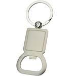 Opener Key ring  -  Includes laser engraving logo