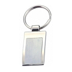 Rectangular Key ring  -  Includes laser engraving logo, From $1.37