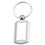 Rectangular Key ring -  Includes laser engraving logo, From $1.47