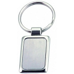 Rectangular Key ring -  Includes laser engraving logo, From $1.29