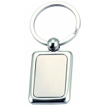 Rectangular Key ring -  Includes laser engraving logo, From $1.73