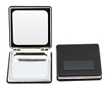 COMPACT MIRROR -  Includes laser engraving logo
