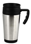 Travel Style Mug-BPA Free -  Includes laser engraving logo, From $3.5