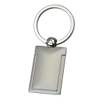 Rectangular Key ring  -  Includes laser engraving logo, From $1.75