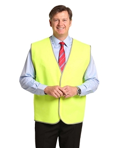 Hi-Vis Safety Vest, From $3.75