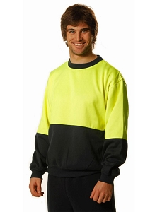 Hi-Vis two tone safety windcheater, From $19.6
