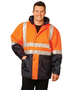 mens Hi-Vis jacket, day& night, From $43.0