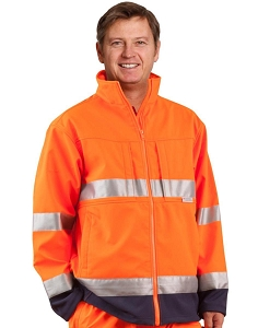 Hi-Vis 2-tone safety jacket 3M tape, From $59.9