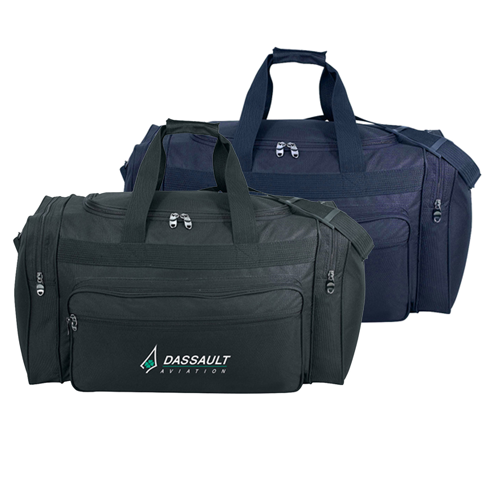DELUXE TRAVEL BAG - 1 Colour Print, From $22.2