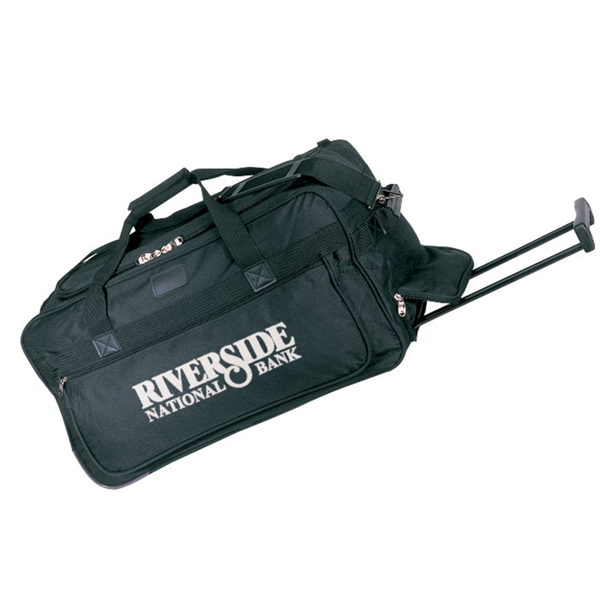 ROLLING DUFFLE BAG - 1 Colour Print