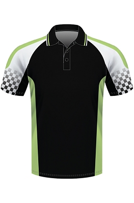 Mens Polo Top Full Sublimation - Digital Print