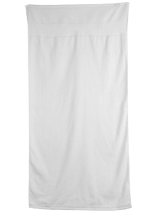 terry velour beach towel 75x150 cm, From $16.4