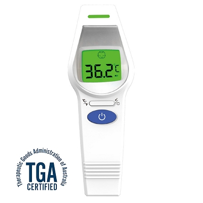 Non Contact Infrared Thermometers (Unbranded)